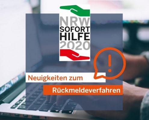 NRW Soforthilfe 2020